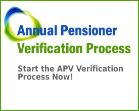 Complete the Annual Pensioner Verification Process?